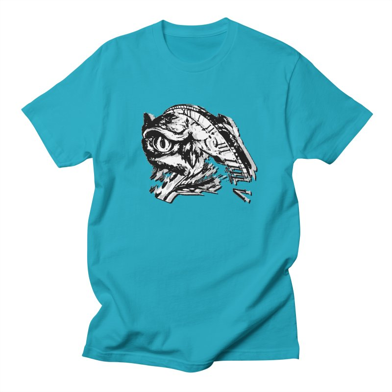 night owl Men's Regular T-Shirt by joe's shop