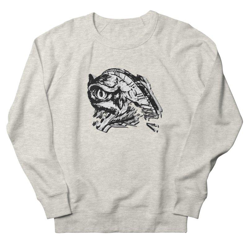night owl Women's French Terry Sweatshirt by joe's shop