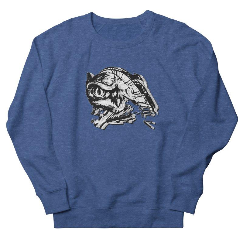 night owl Men's French Terry Sweatshirt by joe's shop