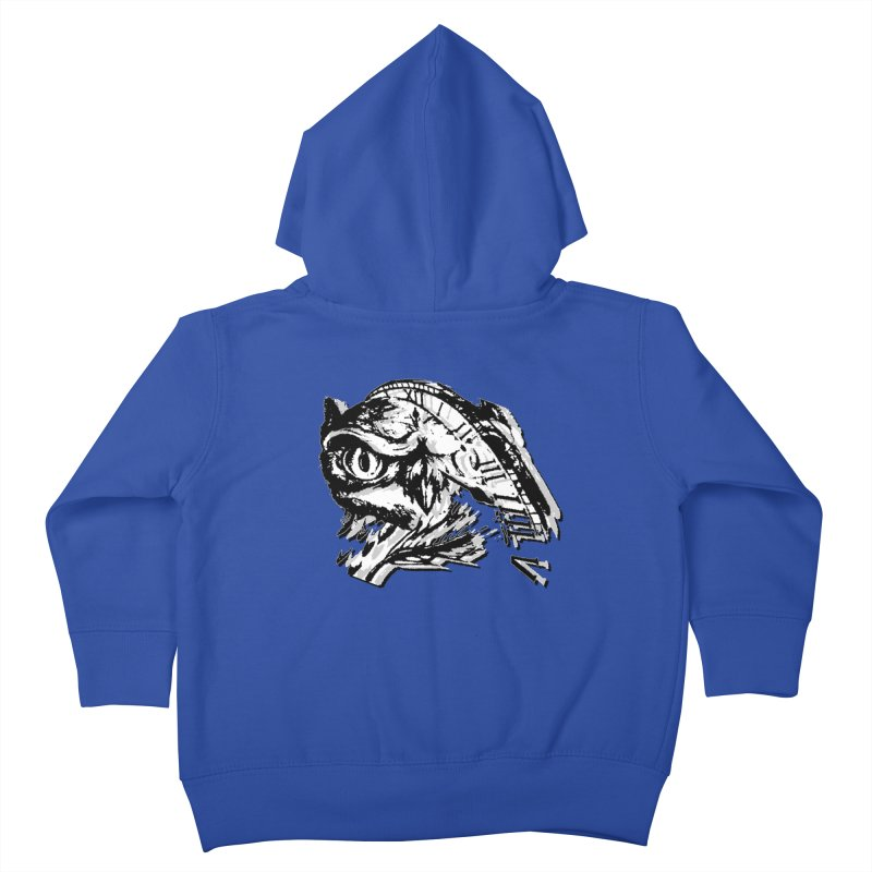 night owl Kids Toddler Zip-Up Hoody by joe's shop
