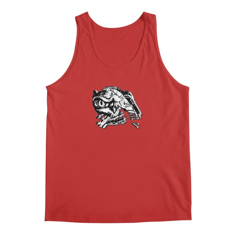 night owl Men's Regular Tank by joe's shop