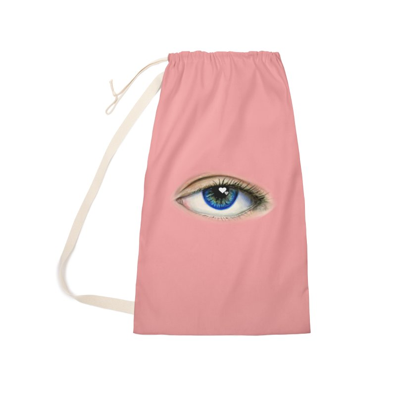 eye love Accessories Bag by joe's shop