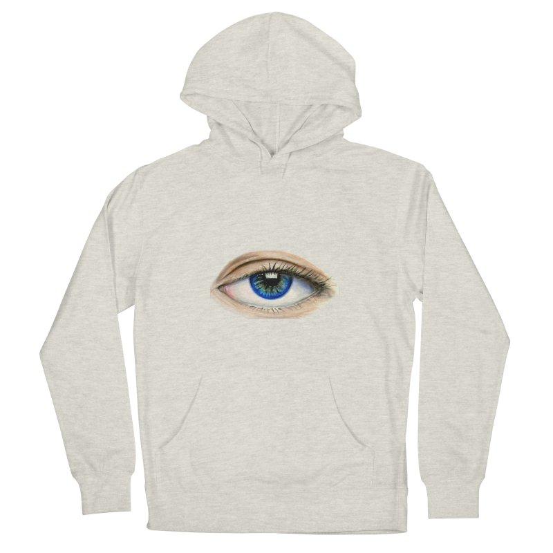 eye believe Women's French Terry Pullover Hoody by joe's shop