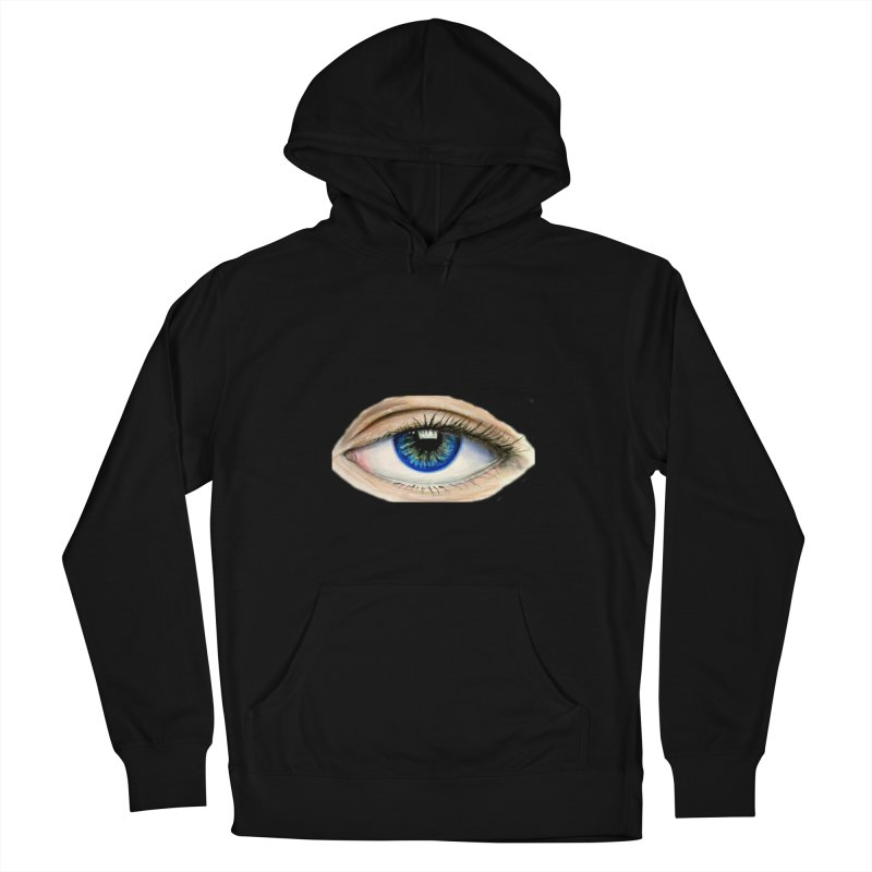 eye believe Women's Pullover Hoody by joe's shop