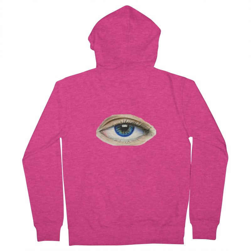 eye believe Women's French Terry Zip-Up Hoody by joe's shop