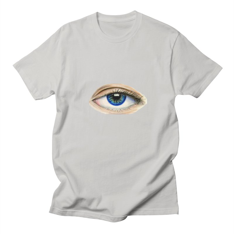 eye believe Women's Regular Unisex T-Shirt by joe's shop