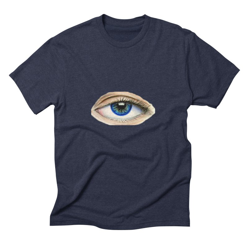 eye believe Men's Triblend T-Shirt by joe's shop