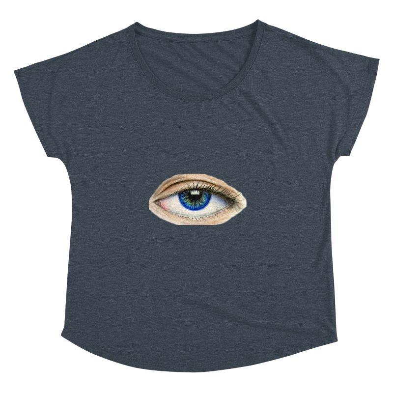 eye believe Women's Dolman Scoop Neck by joe's shop