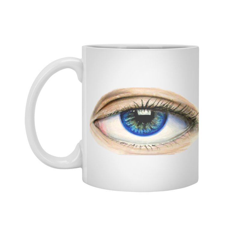 eye believe Accessories Mug by joe's shop