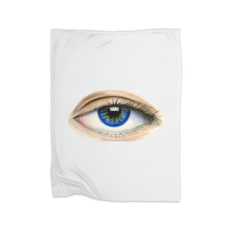 eye believe Home Blanket by joe's shop