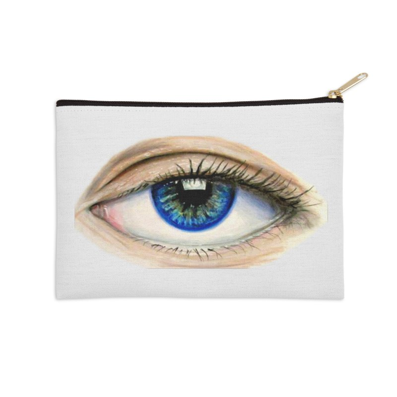 eye believe Accessories Zip Pouch by joe's shop
