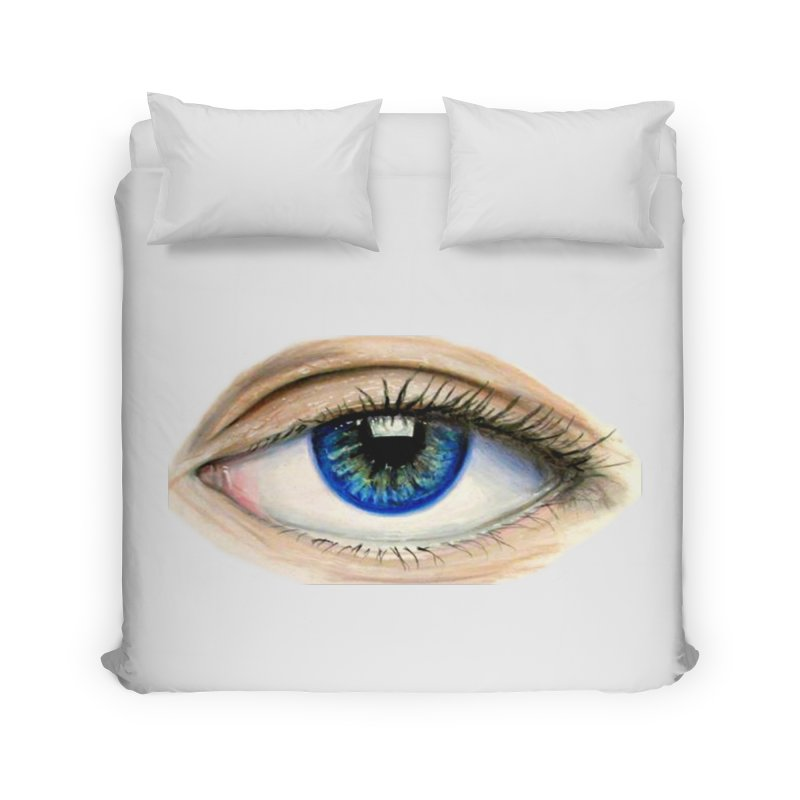 eye believe Home Duvet by joe's shop