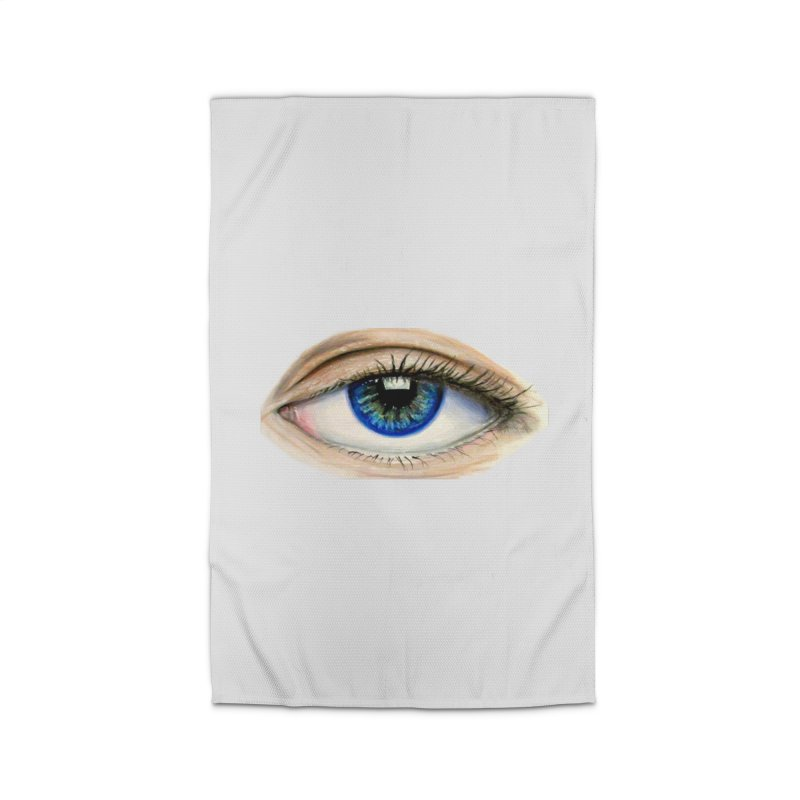 eye believe Home Rug by joe's shop