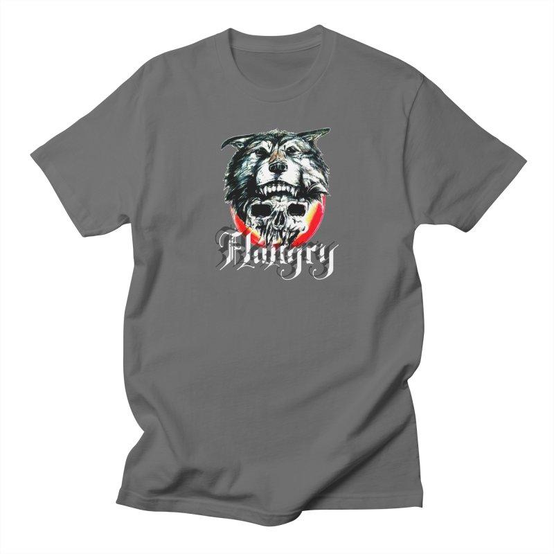 growl Men's T-Shirt by joe's shop
