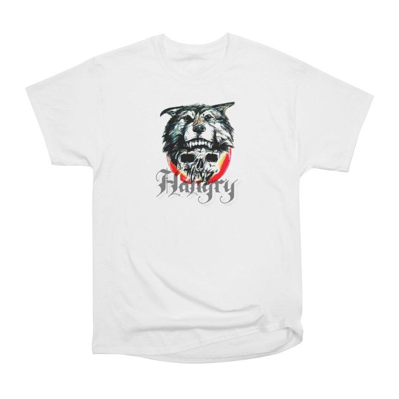 growl Women's T-Shirt by joe's shop