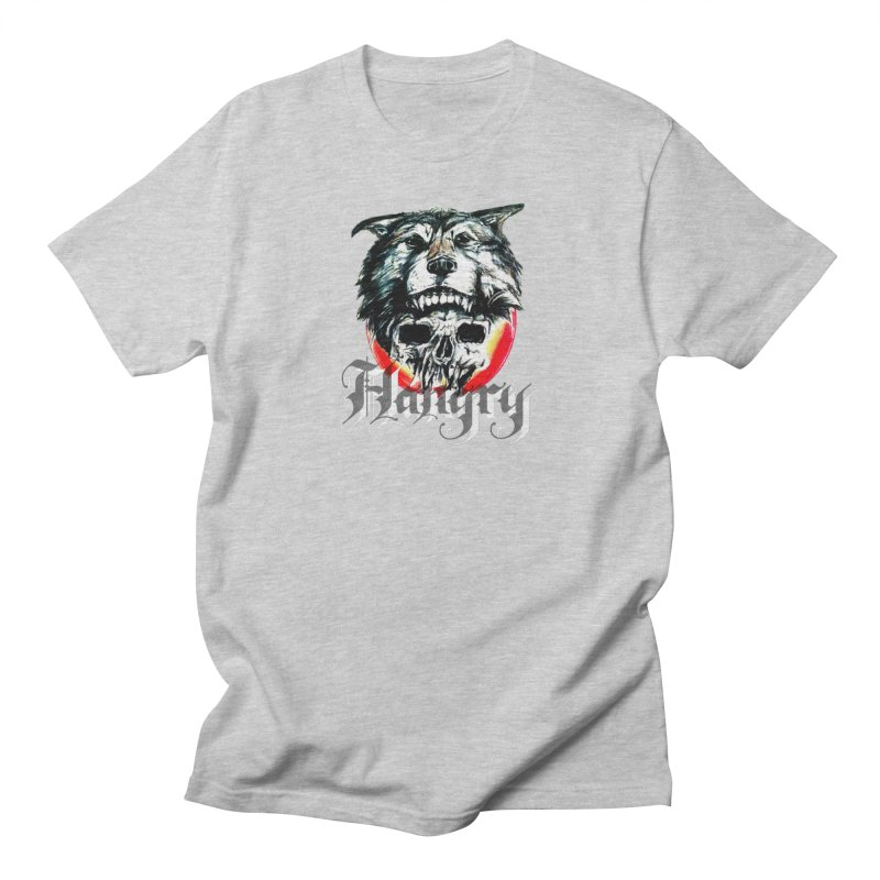 growl Men's Regular T-Shirt by joe's shop