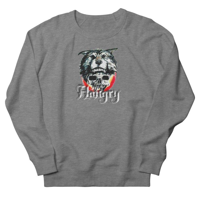 growl Women's French Terry Sweatshirt by joe's shop