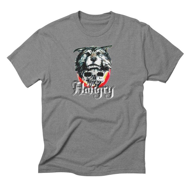 growl Men's Triblend T-Shirt by joe's shop