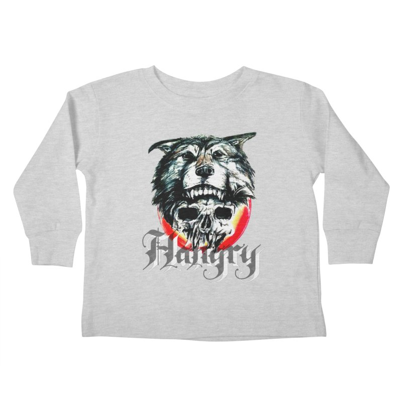 growl Kids Toddler Longsleeve T-Shirt by joe's shop