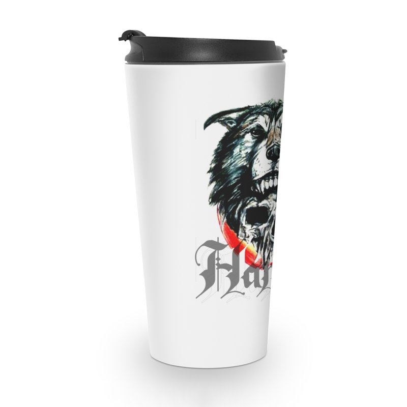 growl Accessories Travel Mug by joe's shop