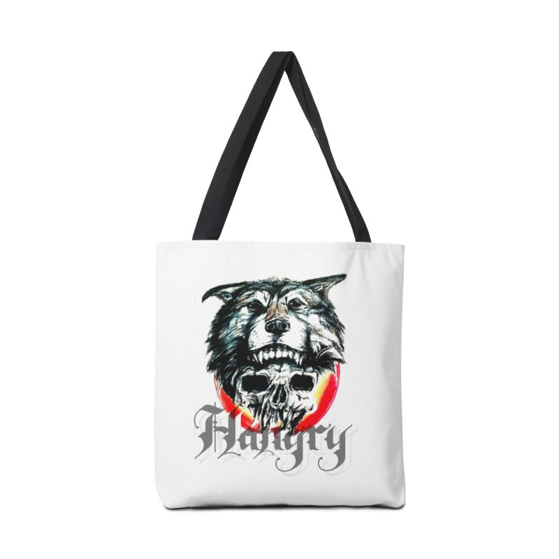 growl Accessories Tote Bag Bag by joe's shop