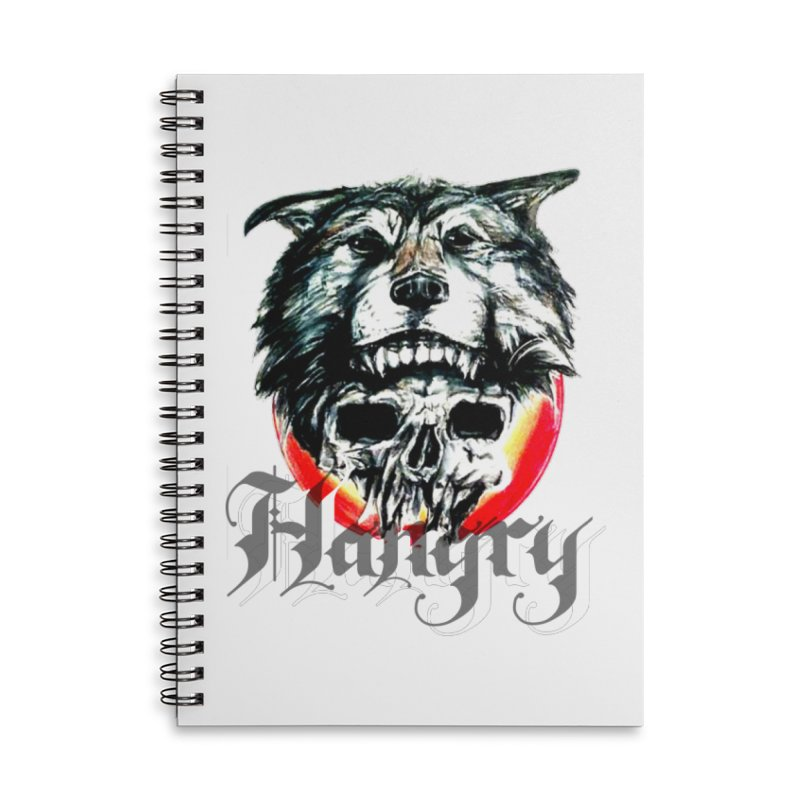 growl Accessories Notebook by joe's shop
