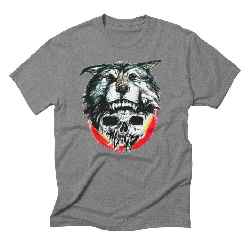 mine Men's Triblend T-Shirt by joe's shop