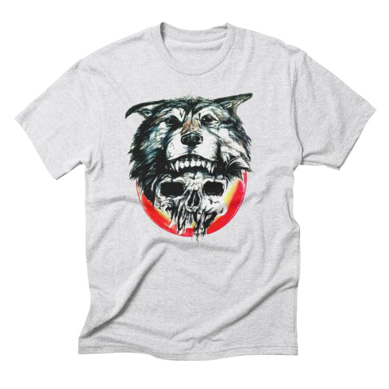 mine Men's Triblend T-Shirt by joe's shop