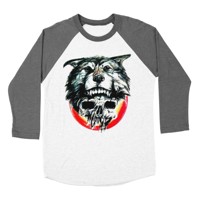 mine Women's Baseball Triblend Longsleeve T-Shirt by joe's shop