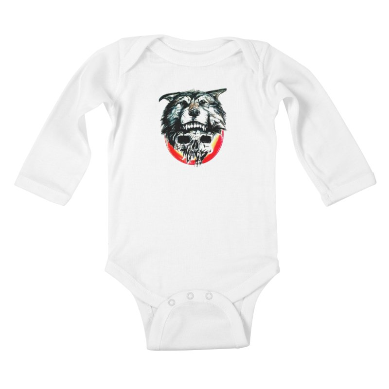 mine Kids Baby Longsleeve Bodysuit by joe's shop