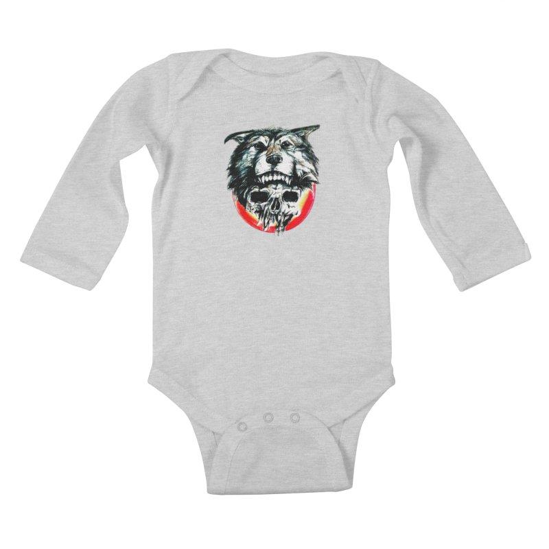 mine Kids Baby Longsleeve Bodysuit by joe's shop