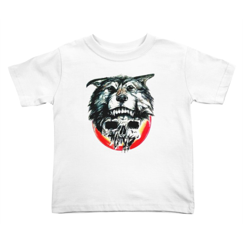 mine Kids Toddler T-Shirt by joe's shop