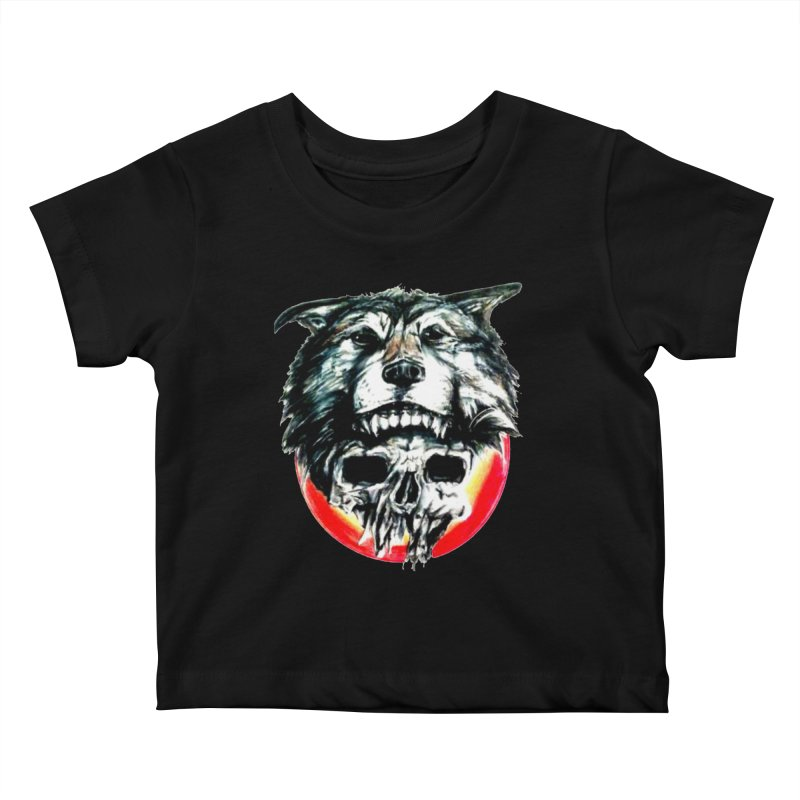 mine Kids Baby T-Shirt by joe's shop
