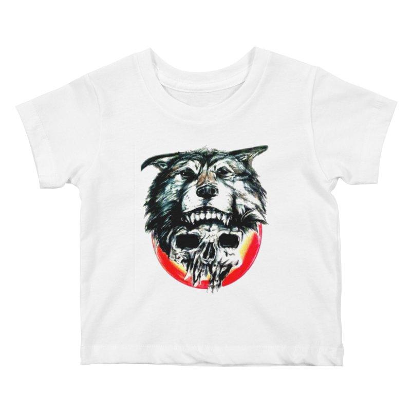 mine Kids Baby T-Shirt by joe's shop