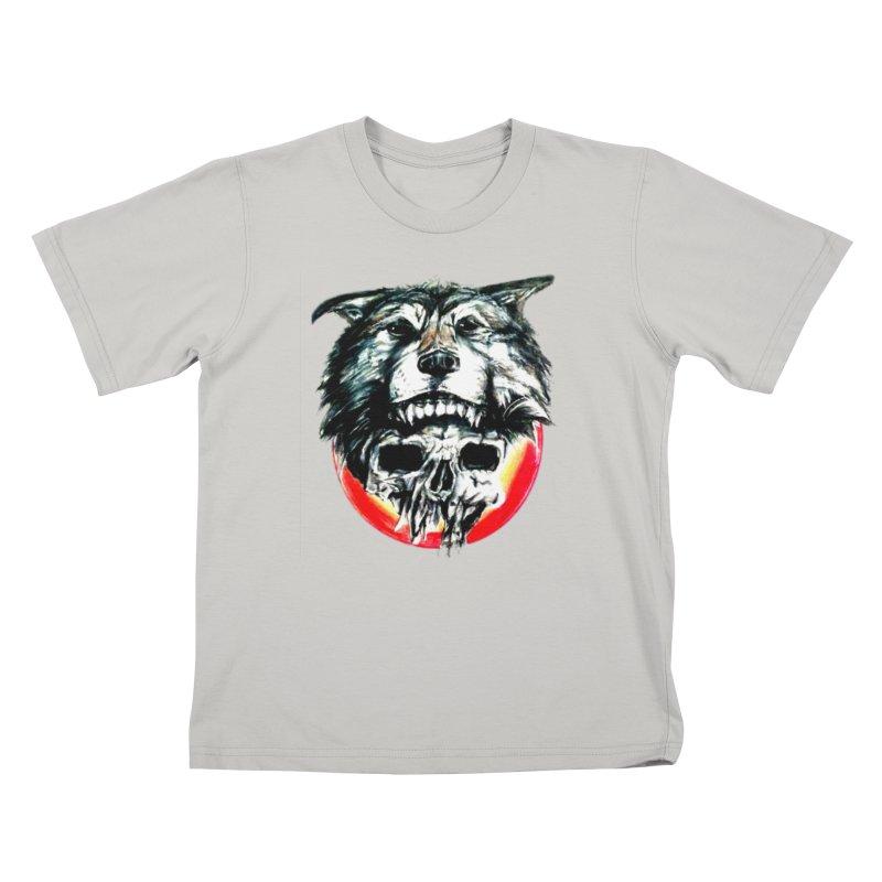 mine Kids T-Shirt by joe's shop