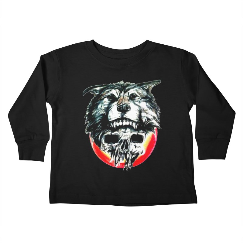 mine Kids Toddler Longsleeve T-Shirt by joe's shop