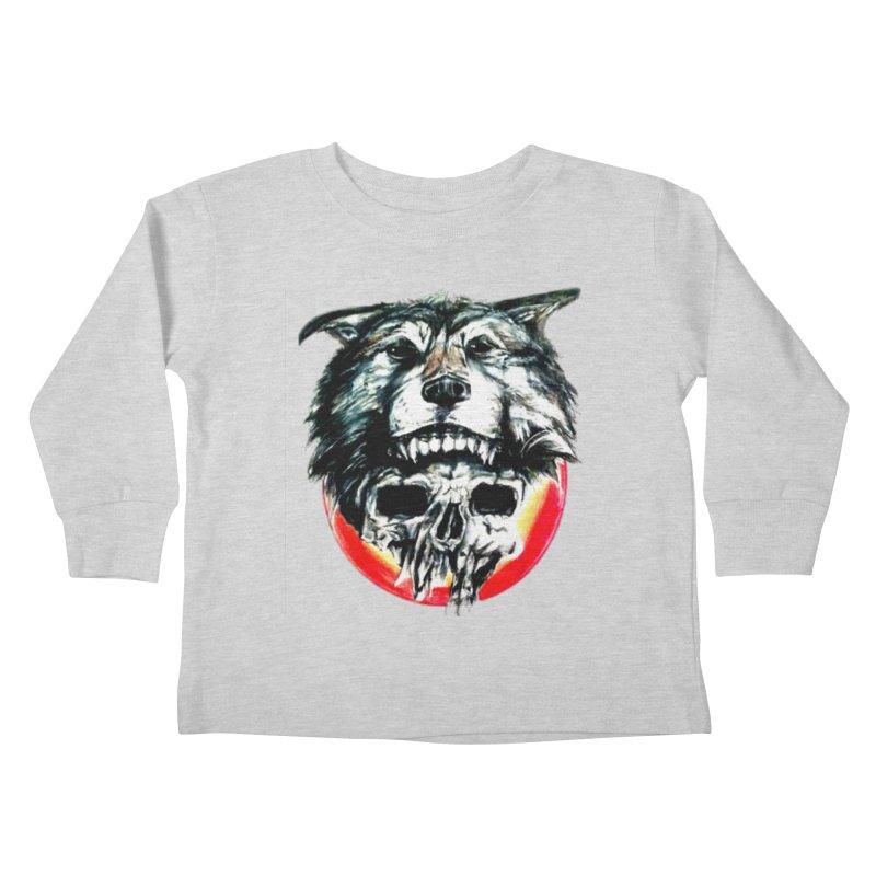 mine Kids Toddler Longsleeve T-Shirt by joe's shop