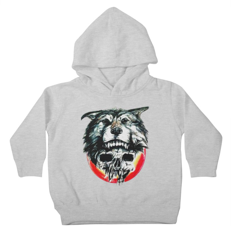 mine Kids Toddler Pullover Hoody by joe's shop