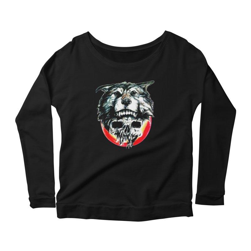 mine Women's Scoop Neck Longsleeve T-Shirt by joe's shop