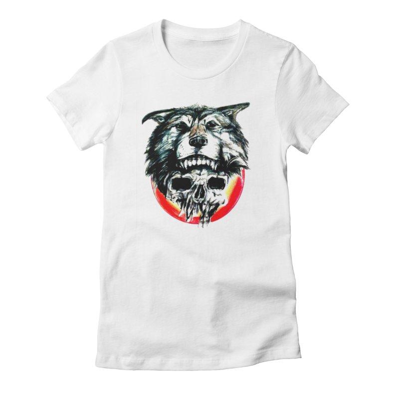 mine Women's Fitted T-Shirt by joe's shop