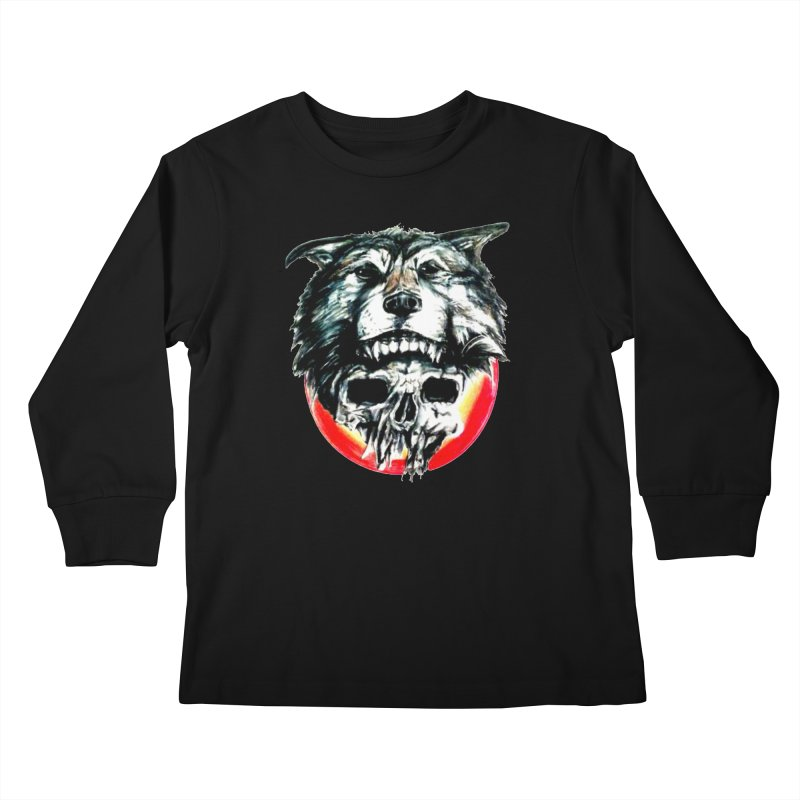 mine Kids Longsleeve T-Shirt by joe's shop
