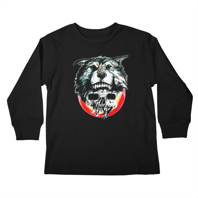 mine Kids Longsleeve T-Shirt by joe's shop