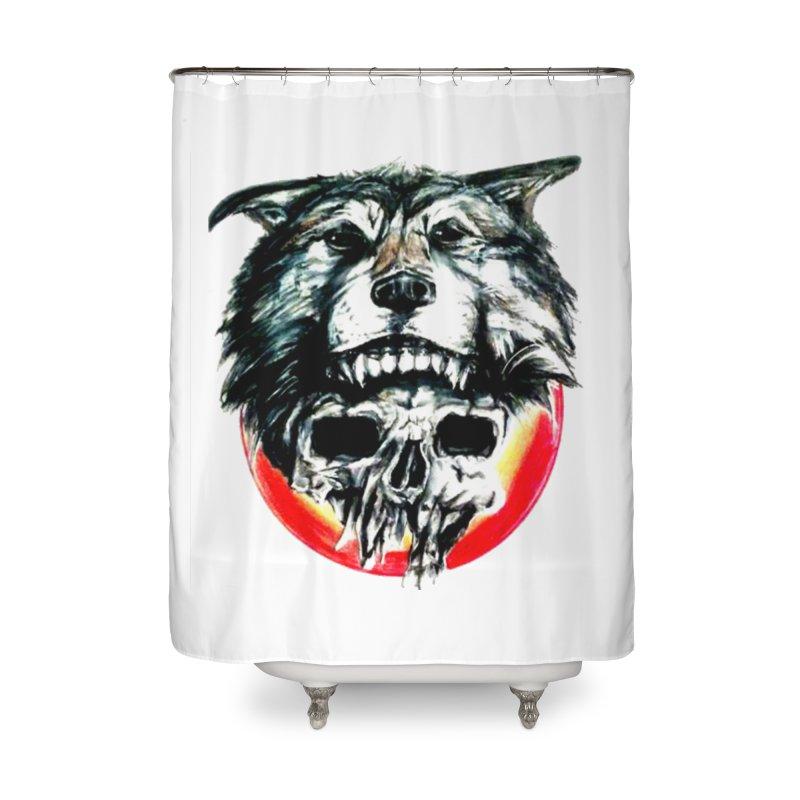 mine Home Shower Curtain by joe's shop