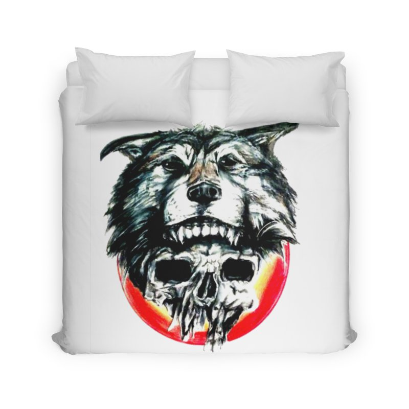 mine Home Duvet by joe's shop