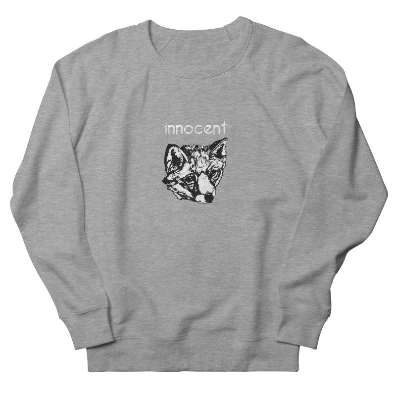 guilty Women's French Terry Sweatshirt by joe's shop