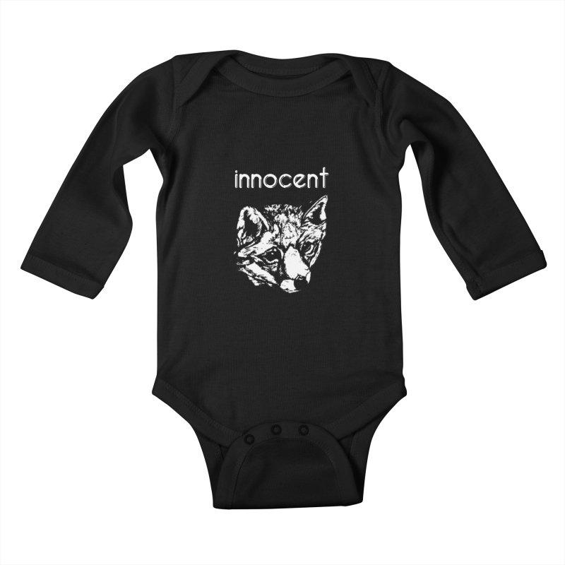 guilty Kids Baby Longsleeve Bodysuit by joe's shop