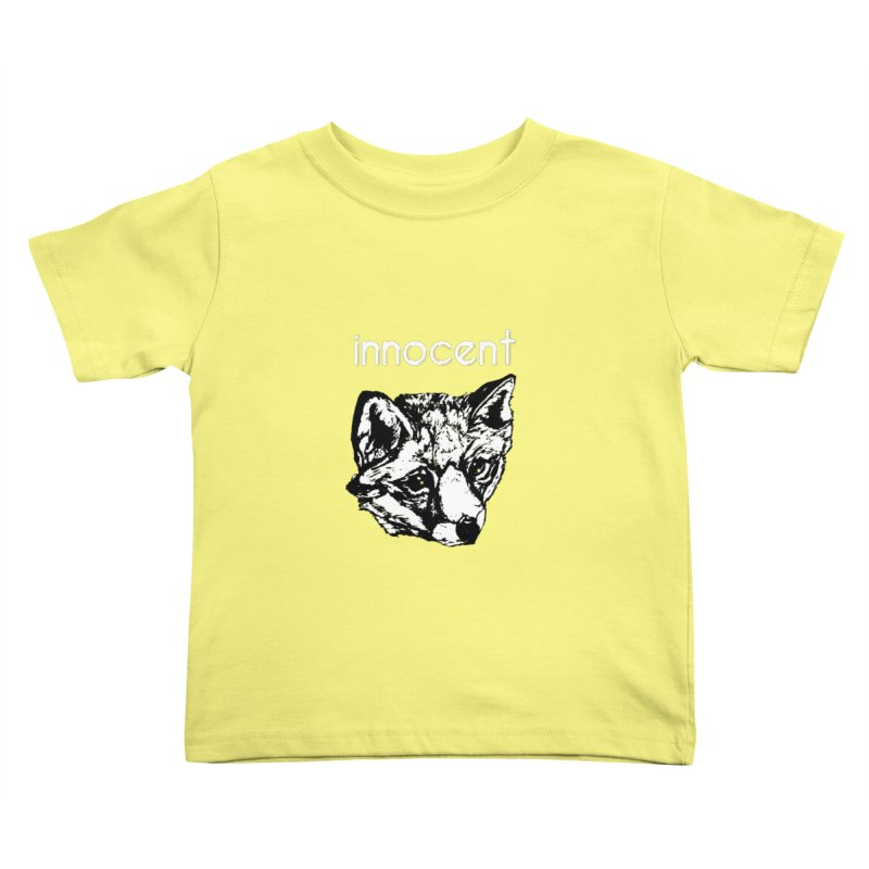 guilty Kids Toddler T-Shirt by joe's shop