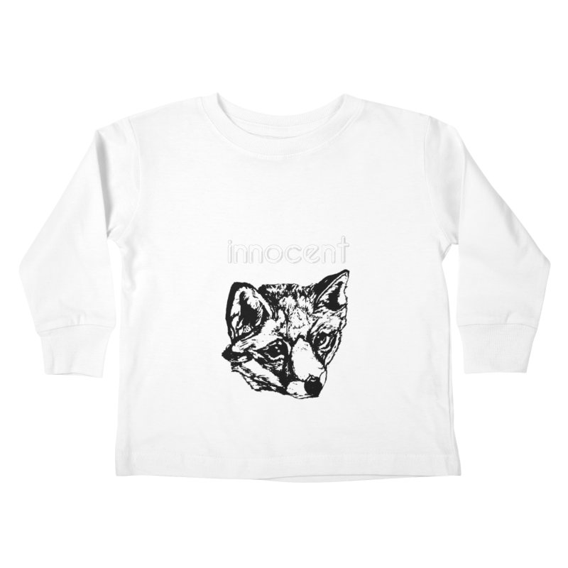 guilty Kids Toddler Longsleeve T-Shirt by joe's shop