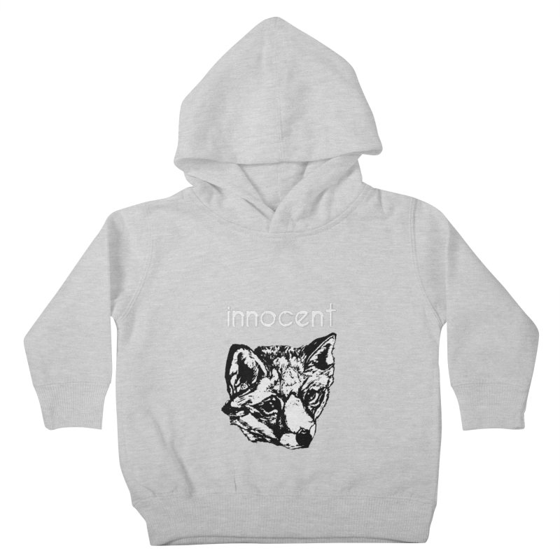 guilty Kids Toddler Pullover Hoody by joe's shop