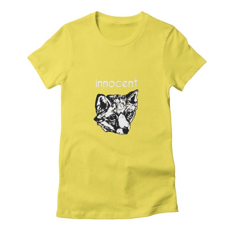 guilty Women's T-Shirt by joe's shop
